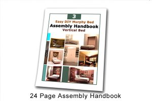 Easy Murphy bed assembly handbook