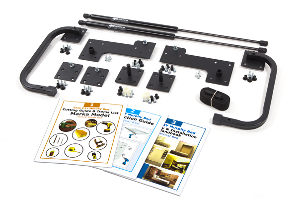 Made in Canada Murphy bed hardware kit