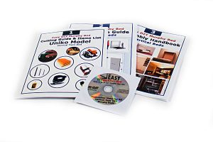 do it yourself instruction guide books for murphy bed