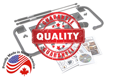 made in USA high quality wall bed kits